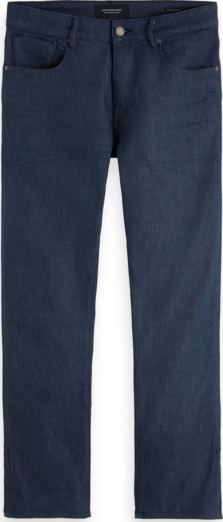 Scotch & Soda - Ralston Plus Cropped Jean - Sacre Blue