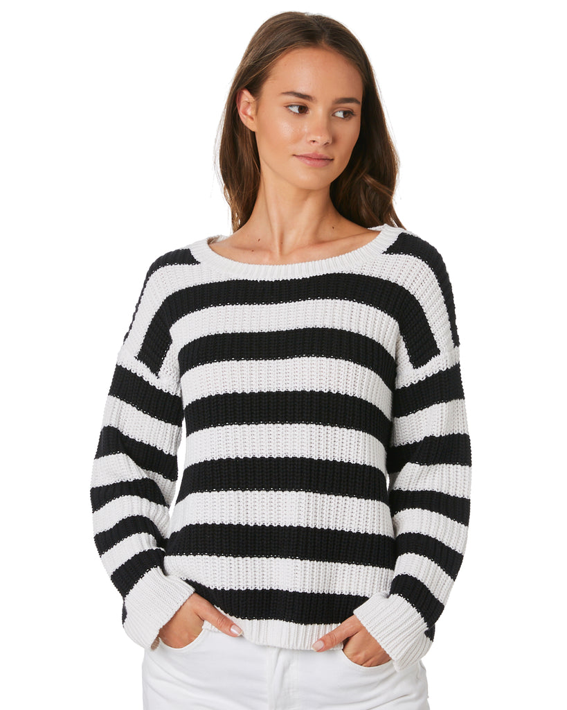 Silent Theory - Tagged Knit - Stripe