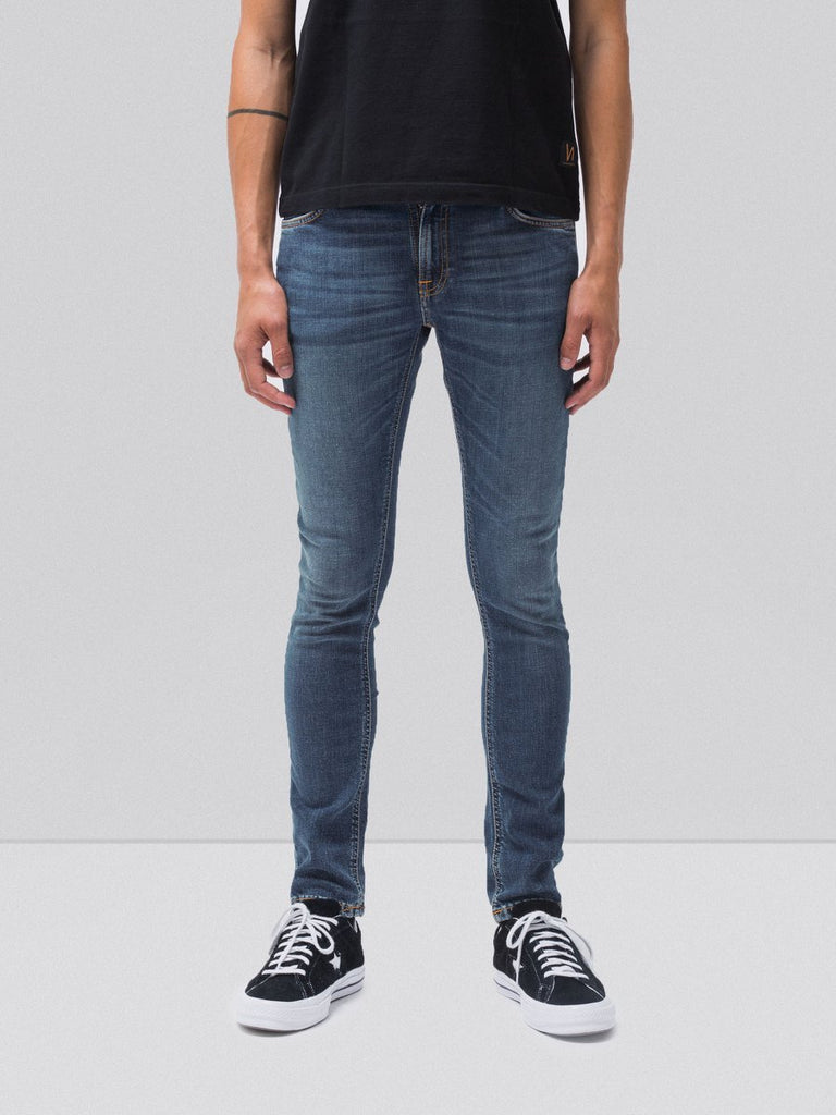 Nudie - Skinny Lin Jean - Mid Authentic Power