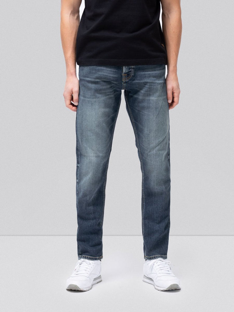 Nudie - Steady Eddie II Jean - Indigo Shades