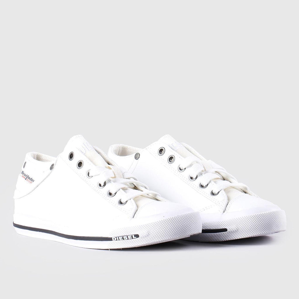 Diesel - Exposure IV Low Sneaker - White