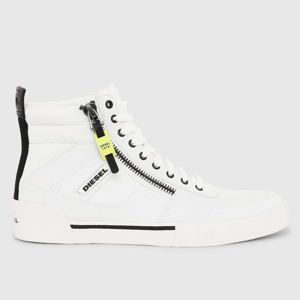 Diesel - S-Dvelows High-Top Sneaker - White