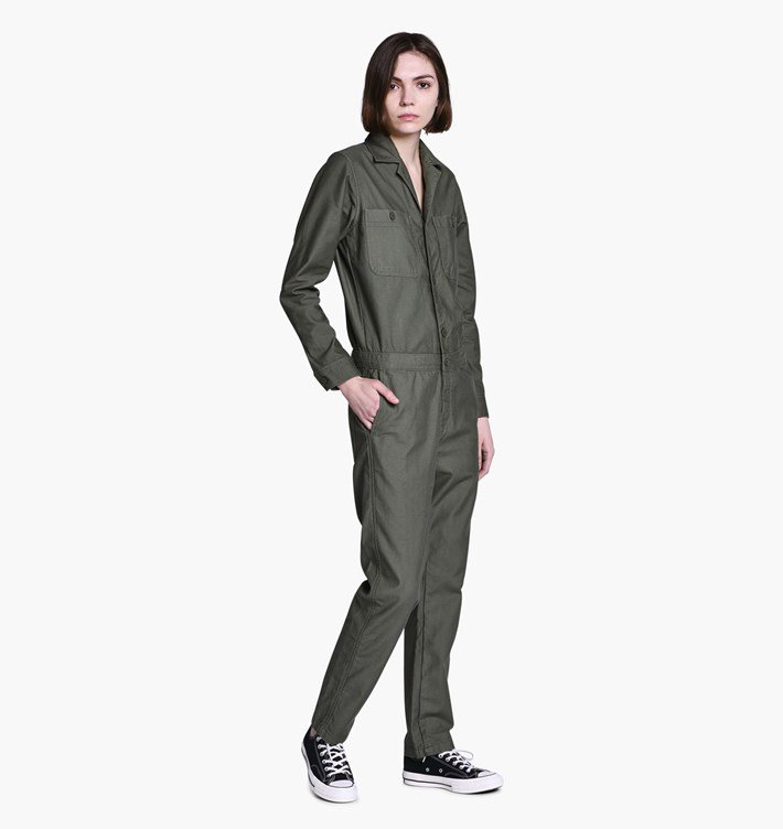 Carhartt - W' Cass Coverall - Rover Green Stone Washed
