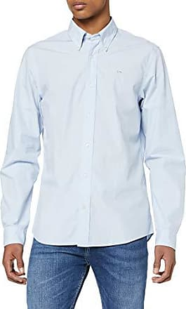 Scotch & Soda - NOS Crispy Poplin Shirt - Blue