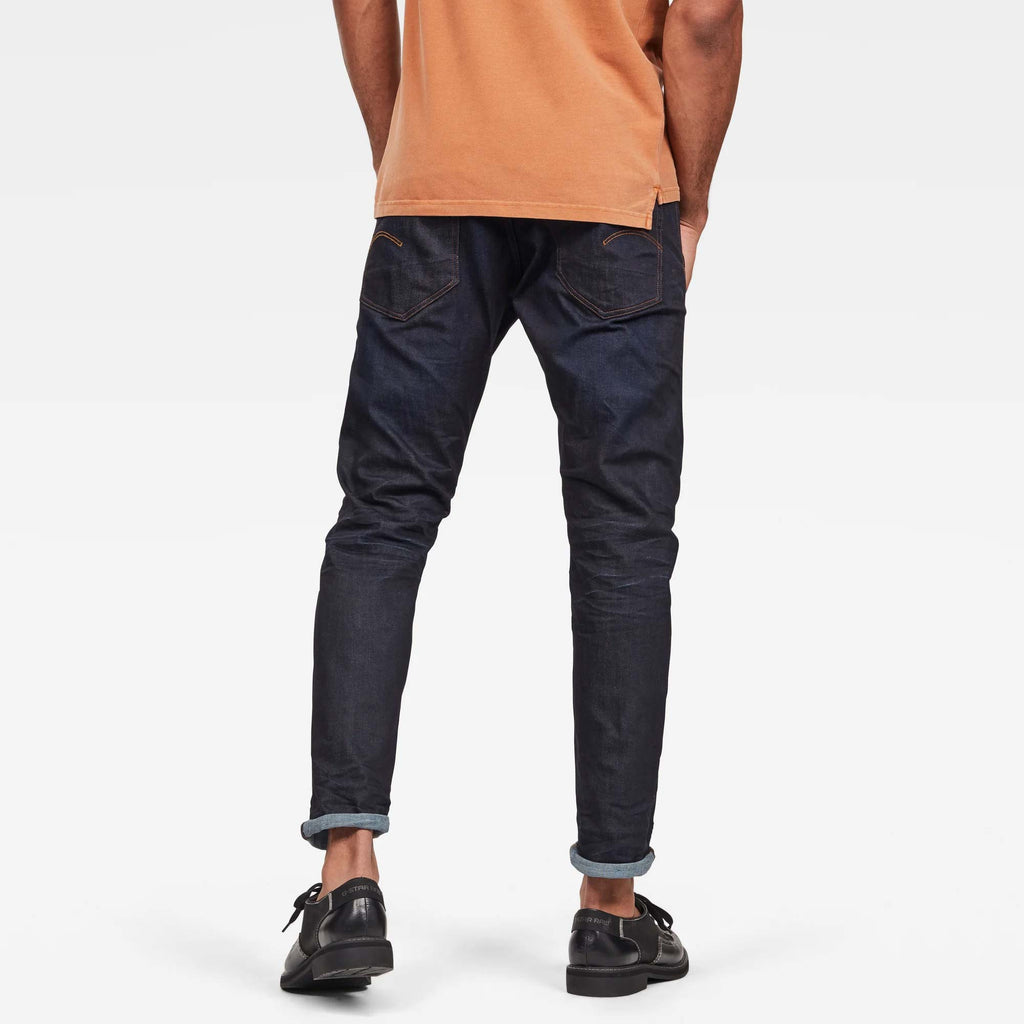 G-Star Raw - 3301 Straight Tapered Jeans - Dk Aged