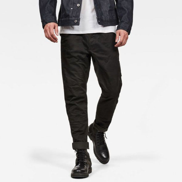 G-Star Raw - Citishield 3D Cargo Slim Tapered Jeans - Asfalt