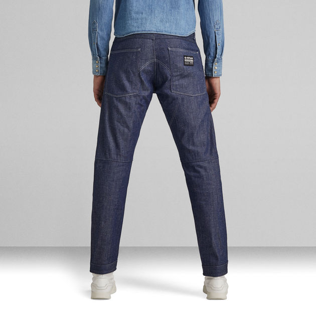 G-Star Raw - 5620 3D Original Relaxed Tapered Jeans - Raw Denim