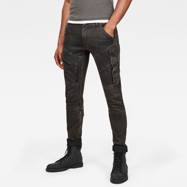 G-Star Raw - Airblaze 3D Skinny - Worn in Umbler Cobler