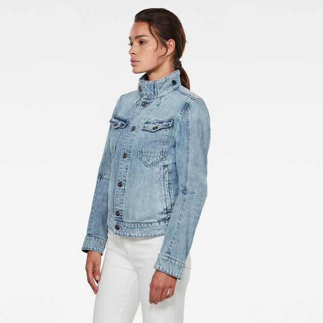 G-Star Raw - Arc 3D Pilot Jacket - Sun Faded