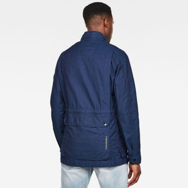 G-Star Raw - Back Pocket Field Jacket - Rinsed