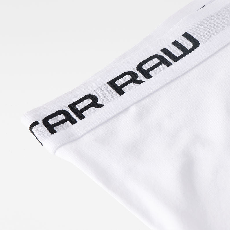 G-Star Raw - Classic Trunk - White