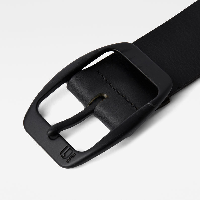 G-Star Raw - Ladd Belt - Black / Black