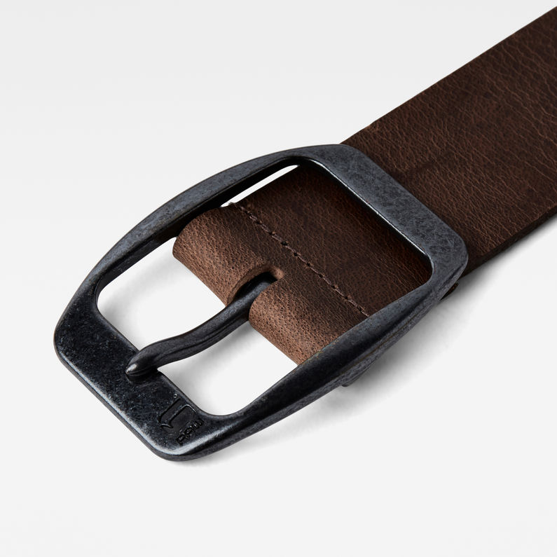 G-Star Raw - Ladd Belt - Brown / Black