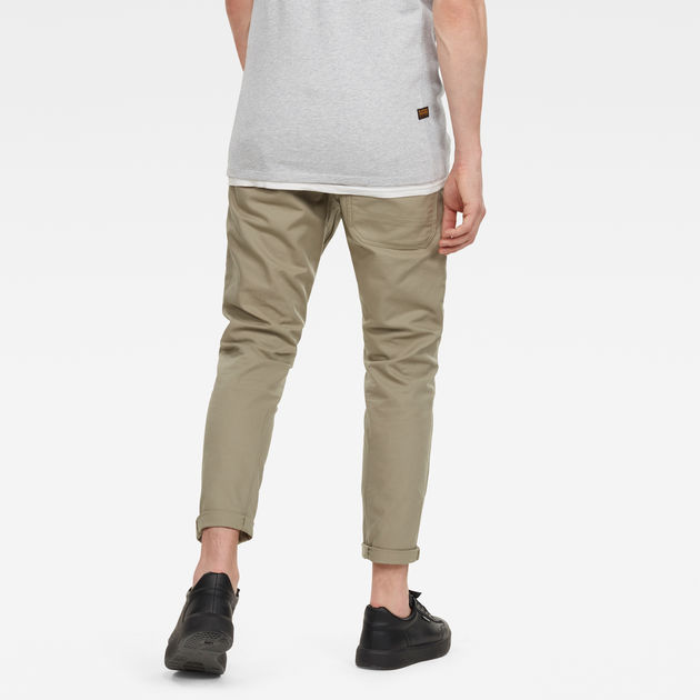 G-Star Raw - Loic Relaxed Tapered Chino - Shamrock
