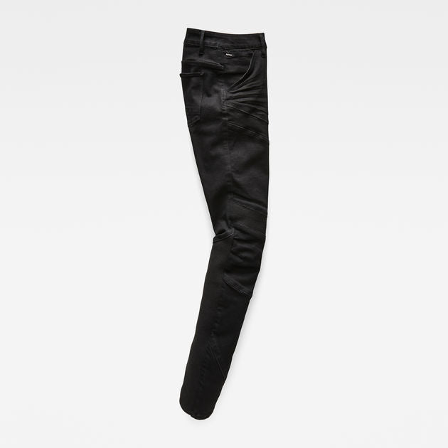 G-Star Raw - Motac-X 3D High Skinny Ankle Jeans - Rinsed