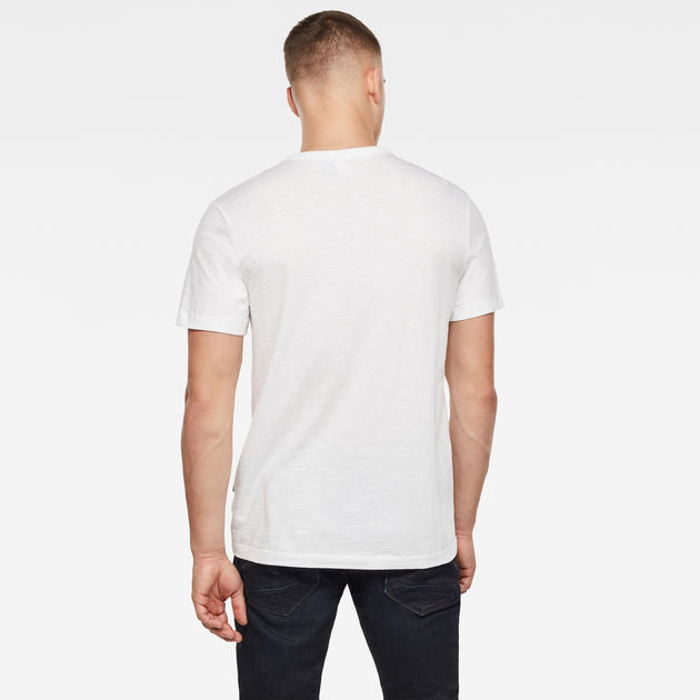 G-Star Raw - Originals Photo GR T-Shirt - White