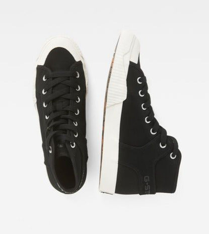 G-Star Raw - Rackam Tendric Mid Sneaker - Black