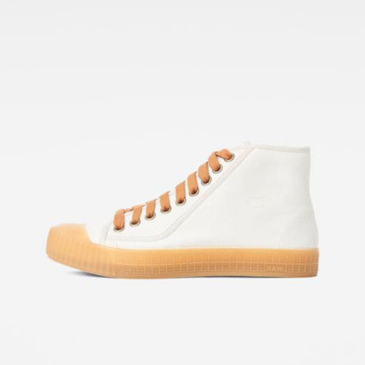 G-Star Raw -  Rovulc Mid Sneakers - White