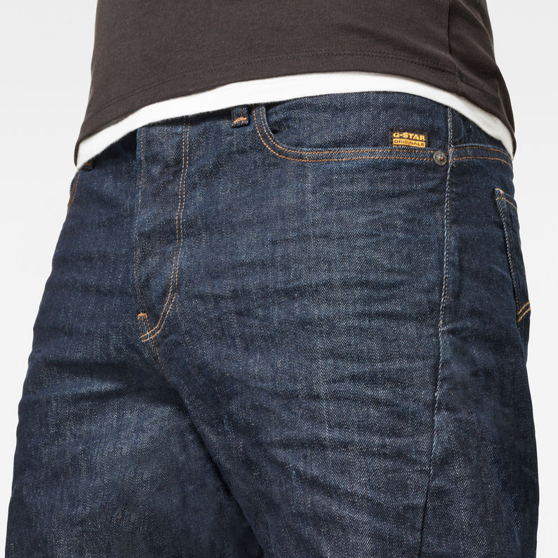 G-Star Raw - Scutar 3D Slim Tapered Jean - 3D Raw Denim