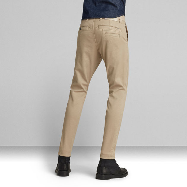 G-Star Raw - Skinny Chino - Khaki Gd