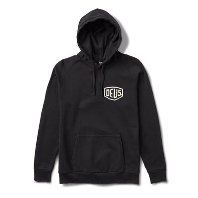 Deus - Venice Address Hoodie - Black