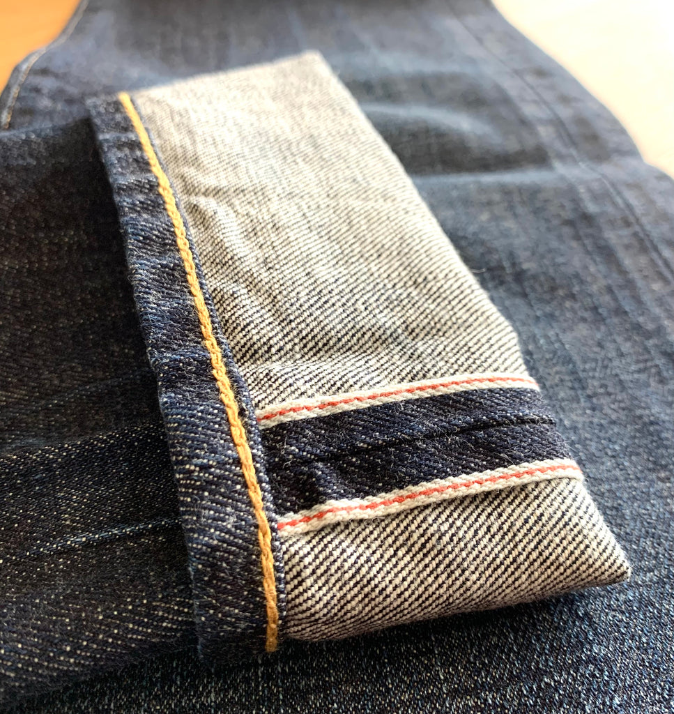 Edwin - ED-55 Relaxed Jean - Selvedge Burner Wash