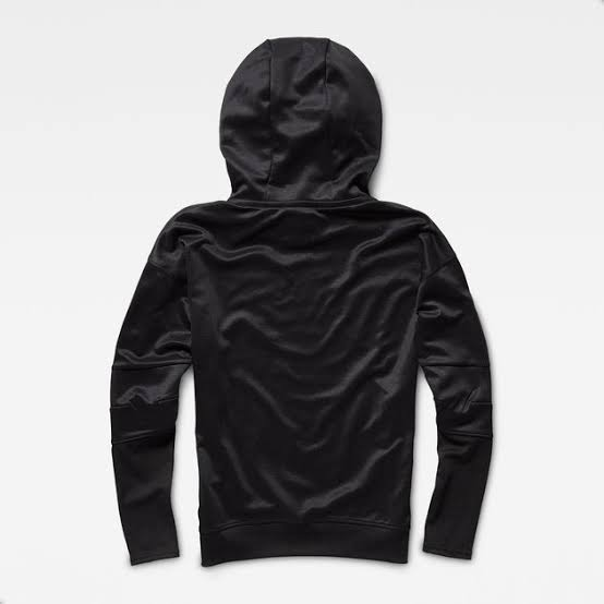 G-Star Raw - Motac DC OS Hooded Sweat - Dark Black