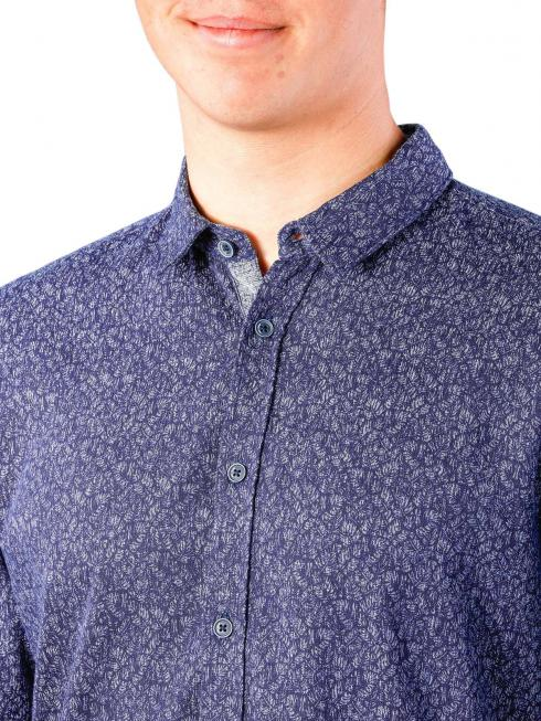 Pepe - Ferdinand Long Sleeve Shirt - Indigo