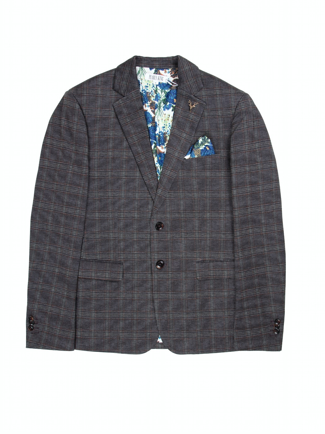 Pearly King - Patter Blazer - Rust