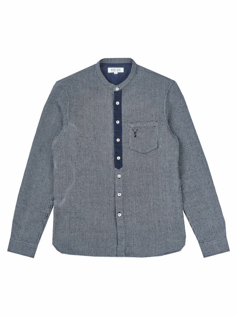 Pearly King - Warp Shirt - Navy