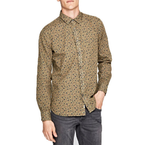 Pepe - Reed LS Shirt - Brass