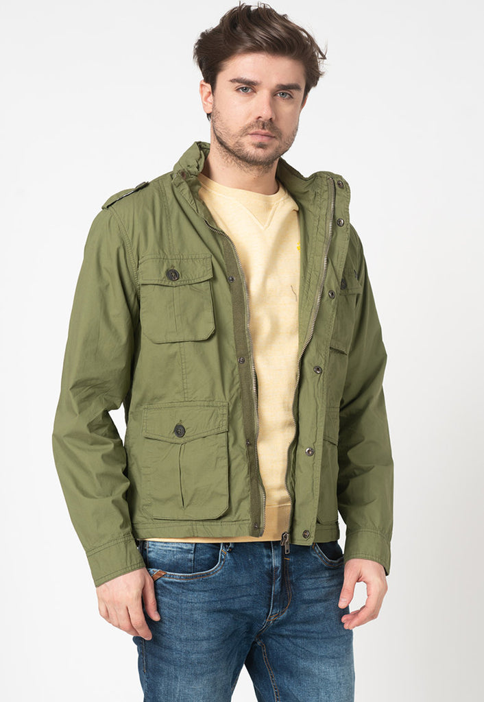 Blend - Adventure Jacket - Martini Olive