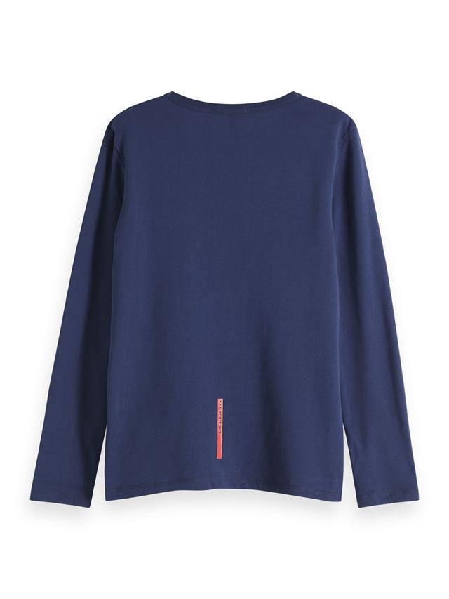 Scotch & Soda - Crewneck Sweat - Navy