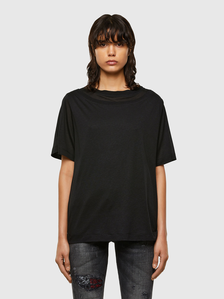 Diesel - T-Abari Top - Black