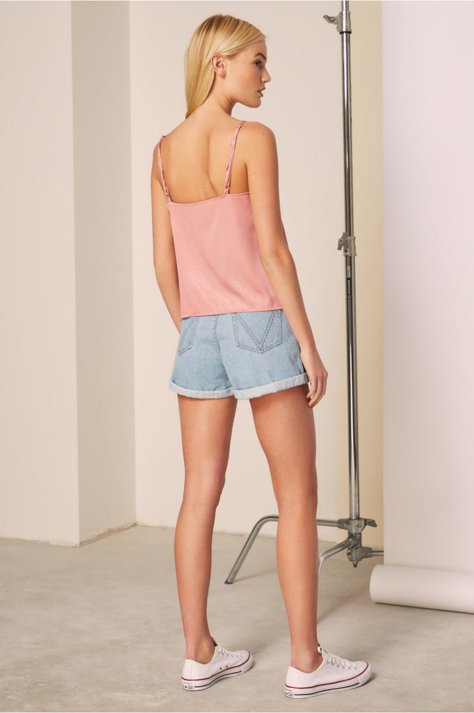 The Fifth Label - Lotti Top - Salmon