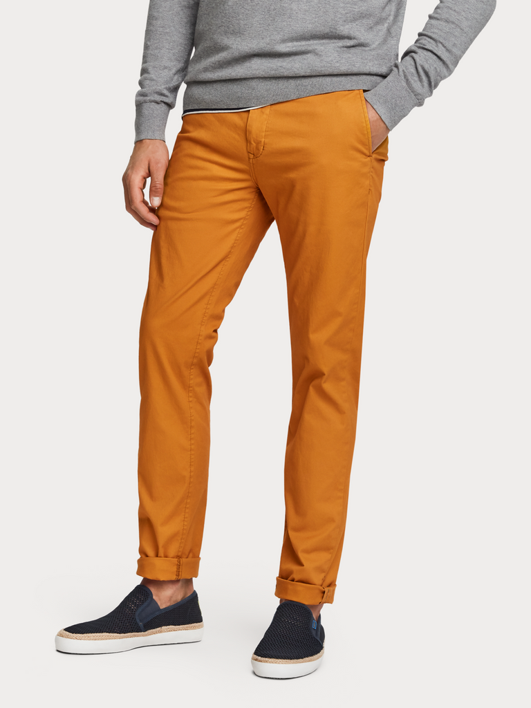 Scotch & Soda - Mott Chino - Ginger