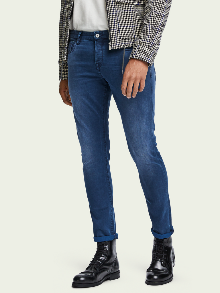 Scotch & Soda - NOS Ralston Jean - Concrete Blues