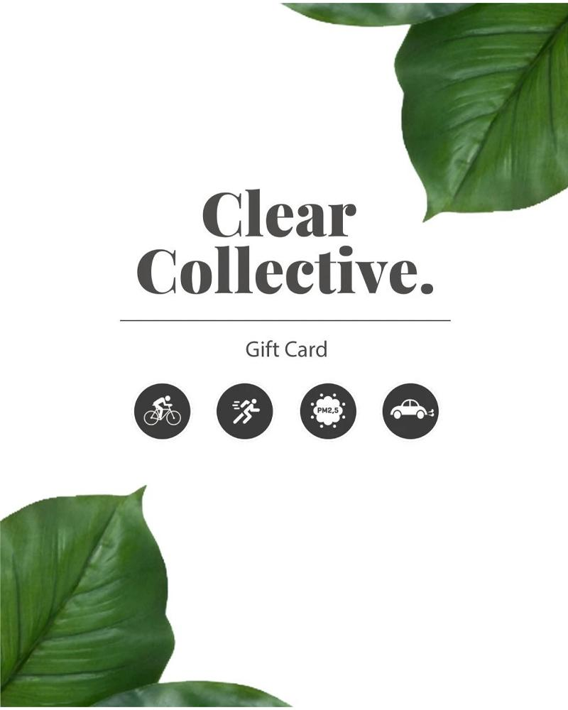 Clear Collective Gift Card Clear Collective Gift Card