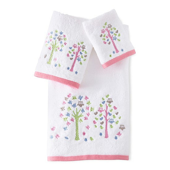View more Bathroom items similar to Saratoga Stretch Embroidered Bathroom  Towels