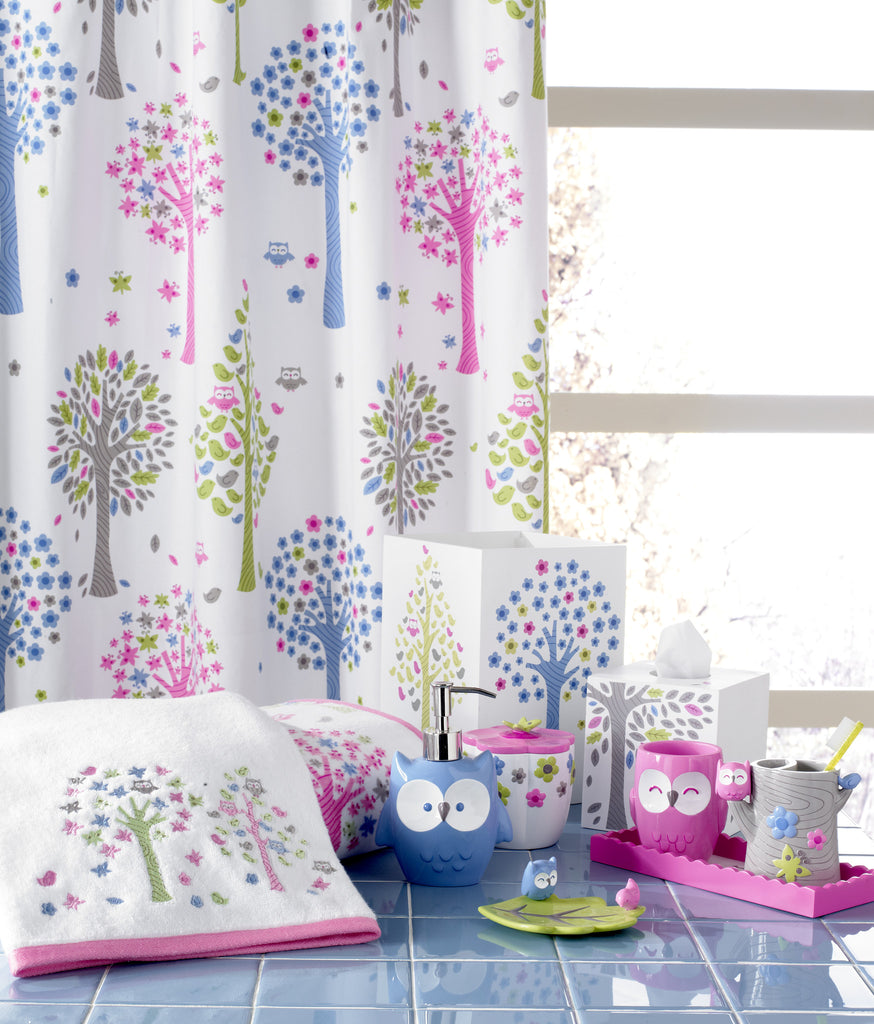 kassatex bambini merry meadows embroidered bath towels