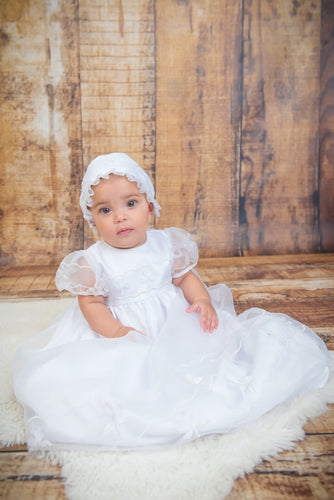 223 S & 223 L - Baptism/Christening Gown