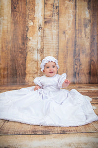 287 S & 287 L - Baptism/Christening Gown
