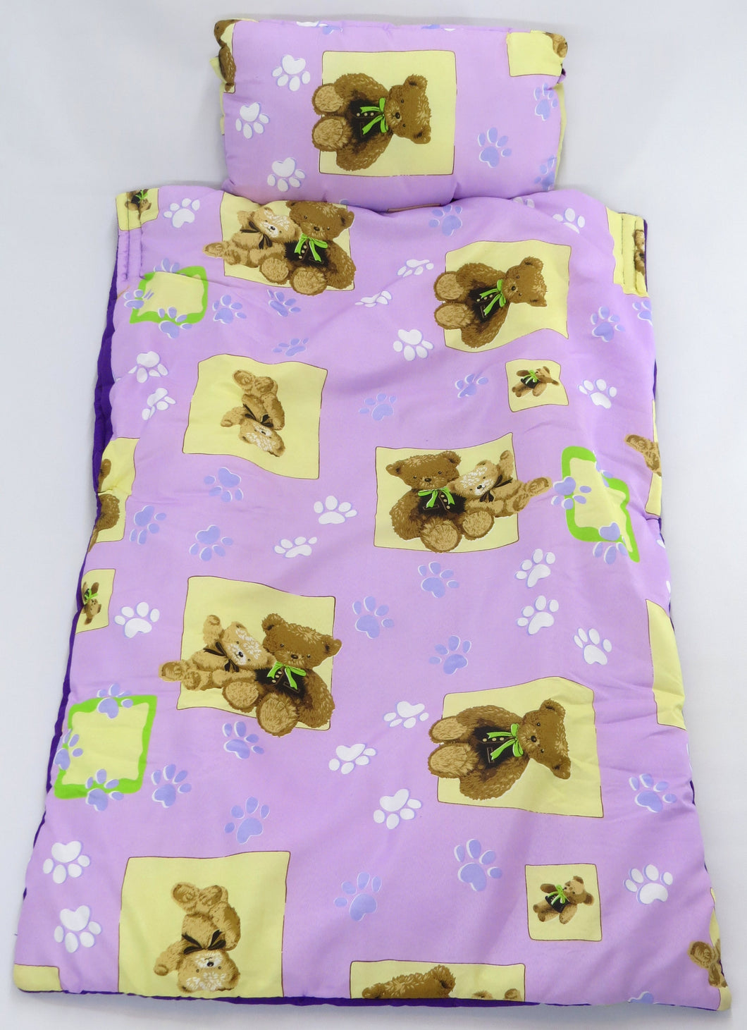Bears & Paws Lavender Snug Small