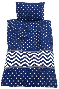 Stars & Chevrons Navy Snug