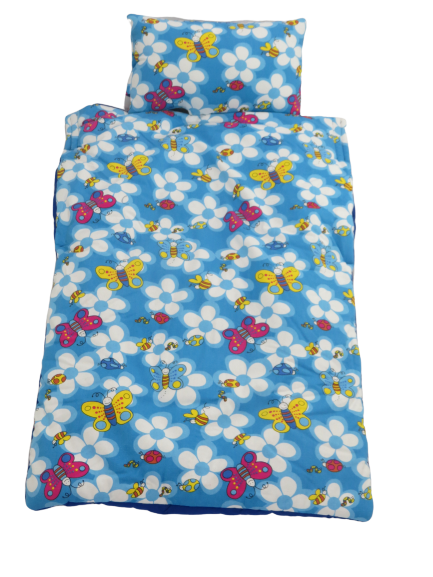 Bugs & Daisy Blue Snug small