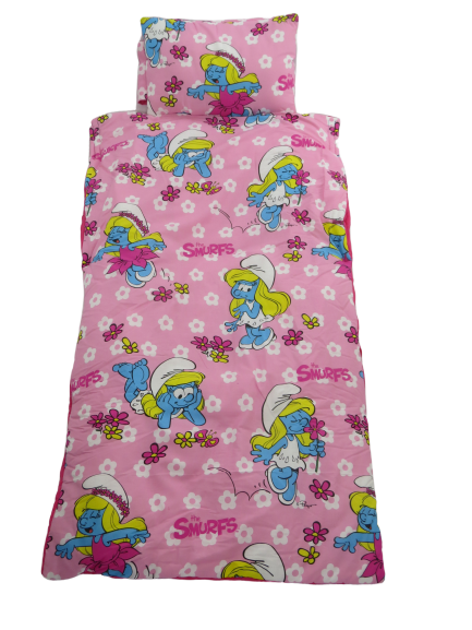 Smurfettes Pink Snug small