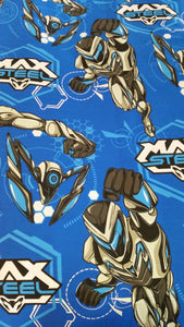 Max Steel Snug small