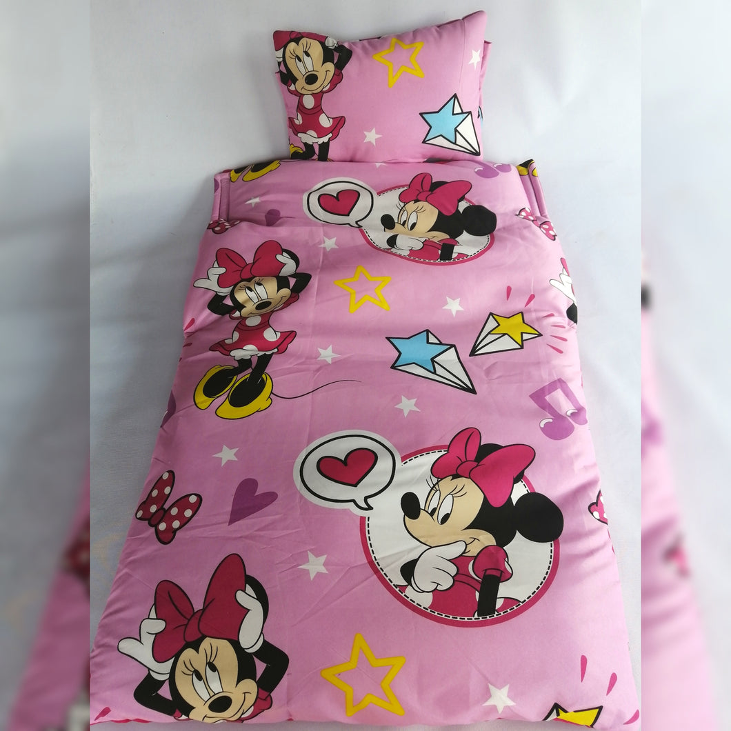 Minnie Mouse Pink Stars Small Snug