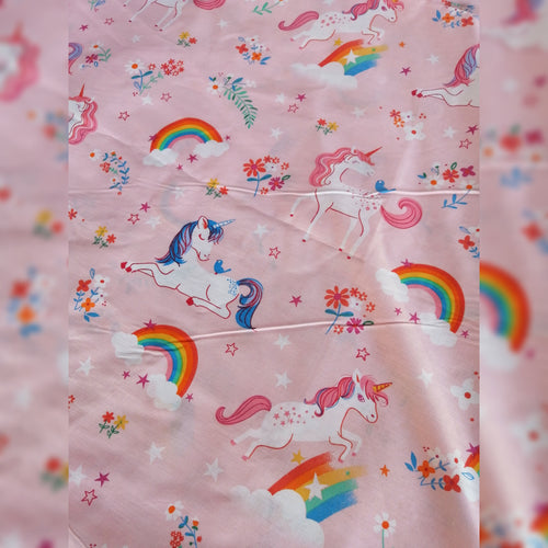 Unicorns Pink Snug Small