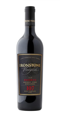 IRONSTONE  ROUS VINEYARD OLD VINE ZINFANDEL